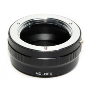 Sony E-mount (NEX) adapter voor Minolta MD Lenzen
