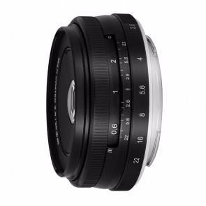 Meike MK 28mm F2.8 Canon EF-M objectief