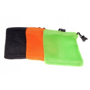 Mesh Pocket Oranje
