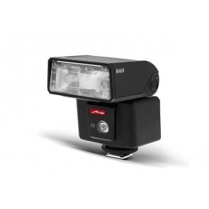 Metz Mecablitz M400 flitser voor Nikon