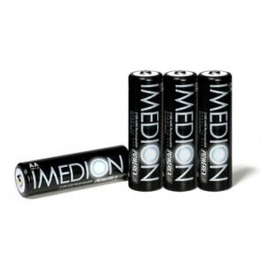 Maha Imedion AA oplaadbare batterijen 4x 2400