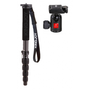 Kingjoy MP309 monopod met QA01 kop