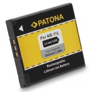 Patona accu Canon NB-11L compatible