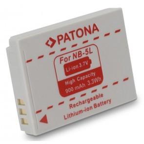 Patona Accu Canon NB-5L Compatible