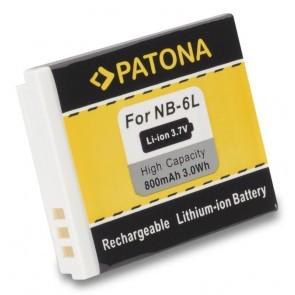 Patona accu Canon NB-6L compatible