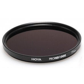 Hoya Nd1000 Pro Neutral Density Filter 77mm 10 Stops