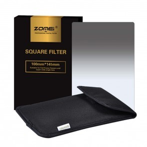 Zomei ND16 Gradueel neutraal grijs filter (1.2) - 100 x 150mm