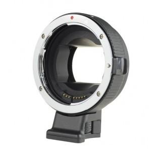 Sony E-Mount (Nex) AF Adapter voor Canon EF / EF-S Lenzen