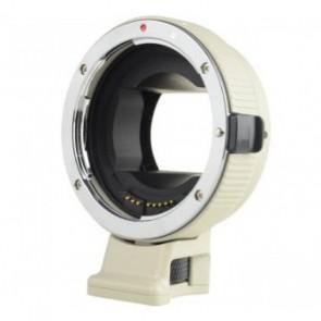 Sony E-Mount (Nex) AF Adapter voor Canon EF / EF-S Lenzen - WHITE