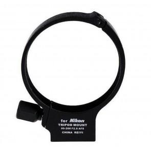 Statiefgondel zwart voor o.a. Nikon 80-200 F2.8 AFS