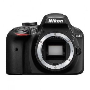 Nikon D3400 DSLR Body Zwart