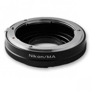 Nikon F Adapter voor Sony Alpha (MA mount) camera's