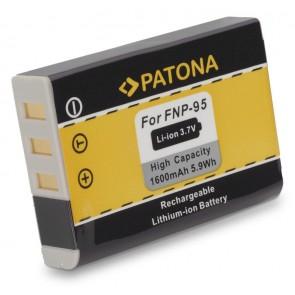 Patona accu Fuji NP-95 compatibel