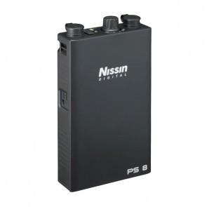 Nissin Powerpack PS8 Voor Canon