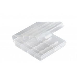 Opbergbox voor 4 Stuks AA batterijen