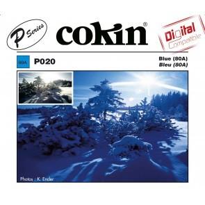 Cokin Filter P020 Blue 80a