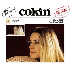 Cokin Filter P027 Warm 81b