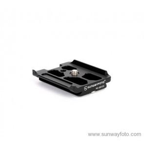 Sunwayfoto Statiefkoppelingsplaat Specifiek voor de Canon 5D Mark III