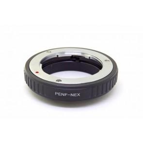 PenF adapter voor Sony E-Mount (NEX) Camera's