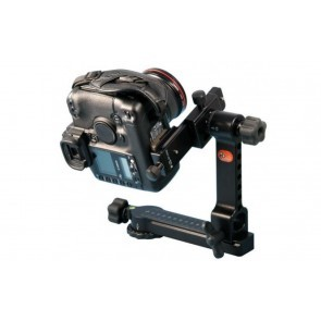 Jobu Design Panoramic Gimbal Head met Manfrotto RC2 aansluiting