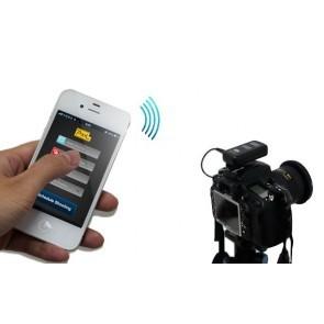 Pixel Bluetooth Timer Afstandbediening Bg 100 Voor Nikon