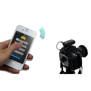 Pixel Bluetooth Timer Afstandbediening Bg 100 Voor Sony
