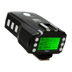 Pixel TTL Radio Trigger set King Pro voor Nikon