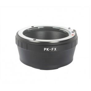 Pentax PK Adapter voor Fuji X mount camera