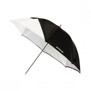 Westcott 45 Inch 114 Cm Paraplu Met Verwijderbare Hoes