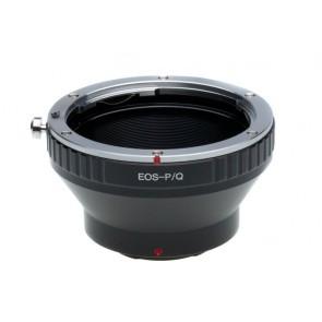 Pentax Q Adapter Voor Canon EOS Lens