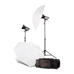 Godox QL500K quartz light kit