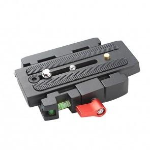 Snelkoppelingsmechanisme voor Manfrotto 500 / 501AH / 503HDV / 701HDV