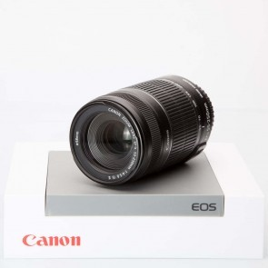 Canon EF-S 55-250mm f/4-5.6 IS II - Occasion