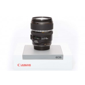 Canon 17-85 EF-S IS USM f/4-5.6 lens voor Canon - Occasion