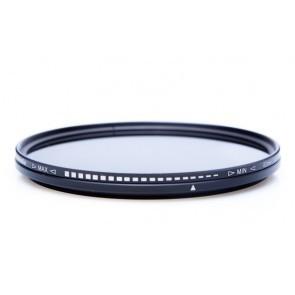 Variabel ND Filter ND2-ND400 72mm