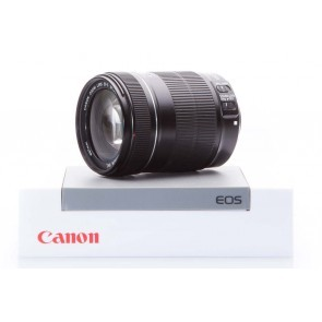 Canon EF-S 18-135mm lens  - Occasion