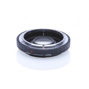 FD adapter voor Pentax K banjonet camera
