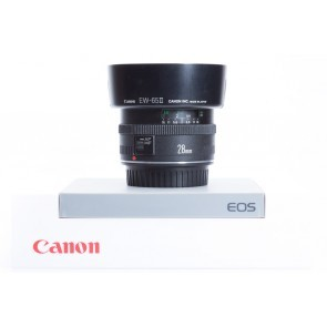 Canon EF 28mm f/2.8 lens  - Occasion