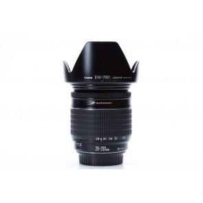Canon EF 28-200mm F3.5-5.6 USM lens - Occasion