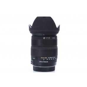Sigma 18-200mm F3.5-6.3 DC OS lens voor CANON - Occasion