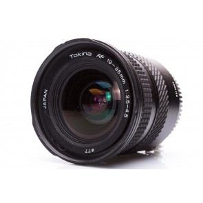 Tokina AF 19-35mm f/3.5-4.5 lens voor Canon - Occasion