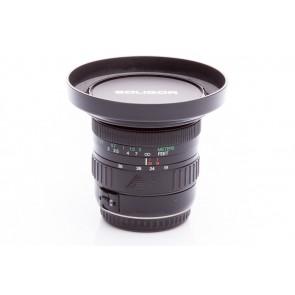Soligor 19-35 f/3.5-4.5 MC lens voor Canon - Occasion