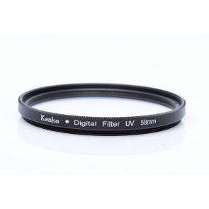 Kenko UV filter 58mm