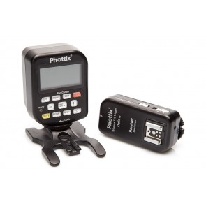 Phottix Odin zender (TCU) en ontvanger voor Canon - Occasion