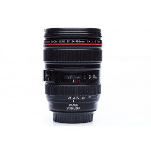Canon 24-105 F4 L IS USM lens voor Canon  - Occasion