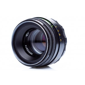 Helios 44M f/2 lens voor M42 - Occasion