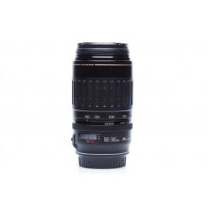 Canon EF 100-300mm f/4.5-f/5.6 Ultrasonic lens - Occasion