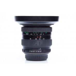 Cosina 19-35 f/3.5-4.5 MC lens voor Pentax K - Occasion