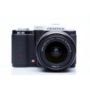 Pentax K-01 camera met 18-55 lens - Occasion