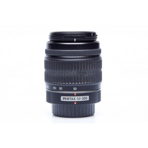 Pentax 50-200 f/4-5.6 SMC DAL ED lens voor Pentax K - Occasion